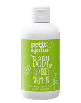 Petit & Jolie - Baby Shampoo Hair & Body 200 ml