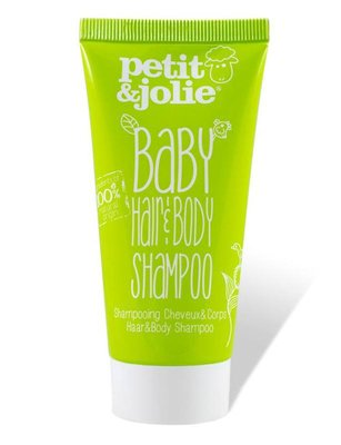 Petit & Jolie - Baby Shampoo Hair & Body MINI