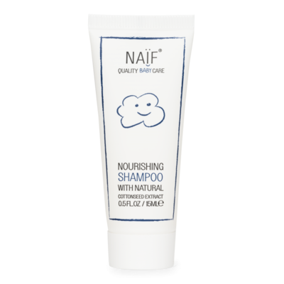 Naïf Baby Care - Nourishing Shampoo MINI