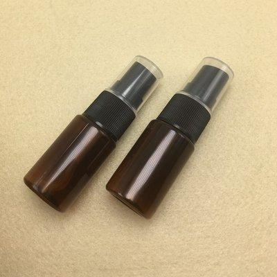 Navulbaar Flesje: 10 ml Plastic Spray Flacon