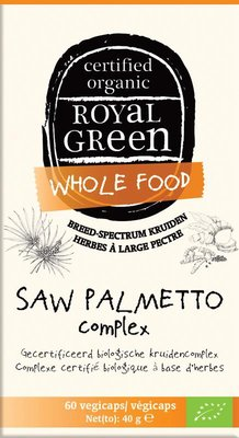 Royal Green - Saw Palmetto Complex
