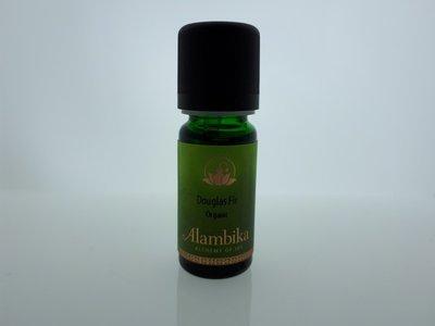 Alambika - Etherische olie: Douglas Fir / Douglas spar Biologisch Gecertificeerd 10 ml (tht: 03-2020)