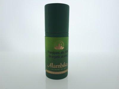 Alambika - Frangipani, Abs. 80% (in organic alcohol) (tht| 03-2020)