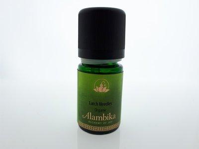 Alambika - Etherische olie: Larch Needles Biologisch Gecertificeerd 10 ml (tht: 03-2020)