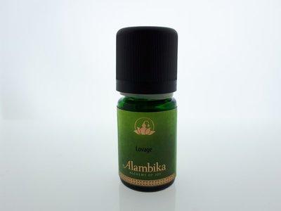 Alambika - Etherische olie: Lovage / Lavas (tht: 03-2020)