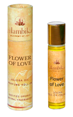 Alambika - Parfum Roll-On: Flower of Love (Tht:  10-2020)