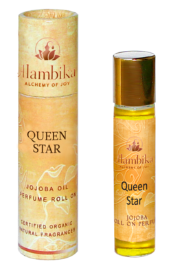 Alambika - Parfum Roll-On: Queen Star (tht:  10-2020)