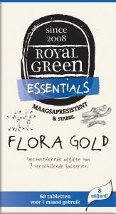Royal Green - Flora Gold 60 tabletten