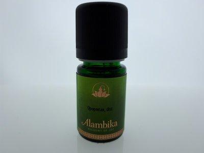 Alambika - Etherische olie: Opoponax, Dist.