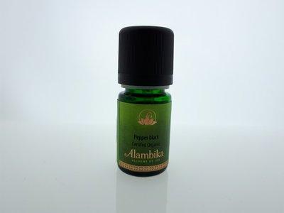 Alambika - Etherische olie: Black Pepper Biologisch Gecertificeerd (tht: 03-2020)