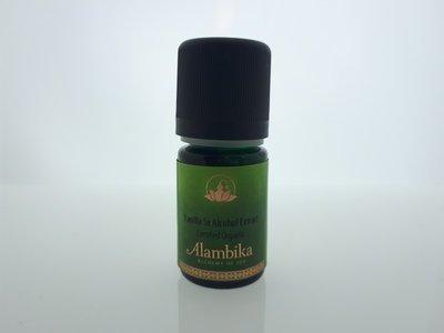 Alambika - Vanilla Extract 5x (alcohol extract 45%) Biologisch Gecertificeerd (tht: 03-2020)