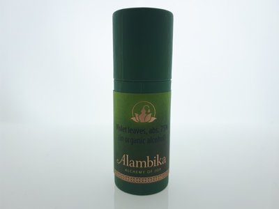 Alambika - Violet Leaf Absolute 75% (in 25% organic alcohol)