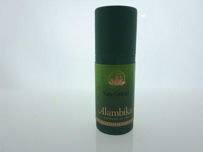 Alambika - Etherische olie: Yuzu (Cedrat)
