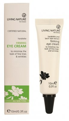 Living Nature - Firming Eye Cream