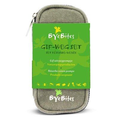Byebites - Gif Weg Set In Handig Tasje