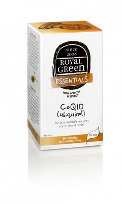 Royal Green - Co Q10 Ubiquinol