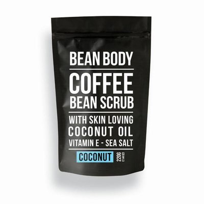Bean Body - Coffee Bean Bodyscrub: Coconut
