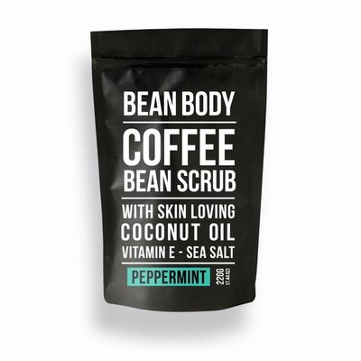 Bean Body - Coffee Bean Bodyscrub: Peppermint