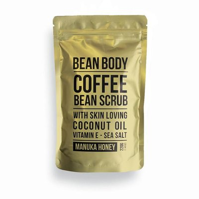 Bean Body - Coffee Bean Bodyscrub: Manuka Honey