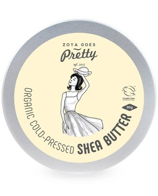 Zoya Goes Pretty - Shea Butter Blik 90g