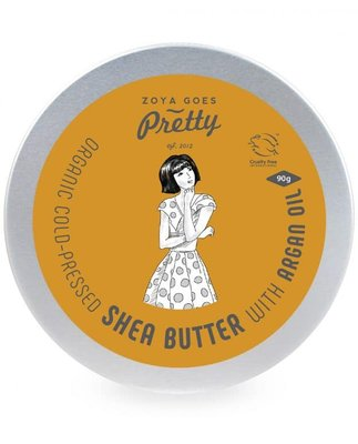 Zoya Goes Pretty - Shea Butter & Argan Oil Blik 90g