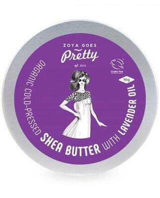 Zoya Goes Pretty - Shea Butter & Lavendel Blik 90g