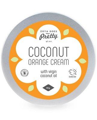 Zoya Goes Pretty - Coconut Orange Cream Blik 90g