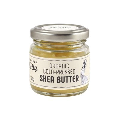 Zoya Goes Pretty - Shea Butter Jar 60g