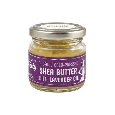 Zoya Goes Pretty - Shea Butter & Lavendel Jar 60g