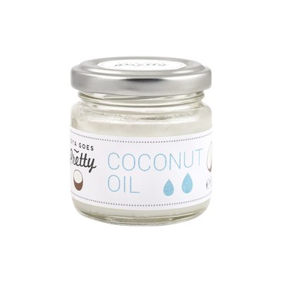 Zoya Goes Pretty - Coconut Oil Jar 60g