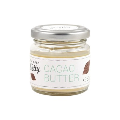 Zoya Goes Pretty - Cacao Butter Jar 60g