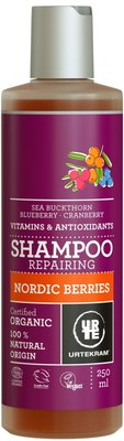 Urtekram - Repair Shampoo Nordic Berries 250 ml
