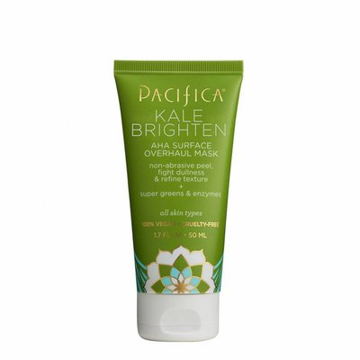 Pacifica - Kale Brighten Mask
