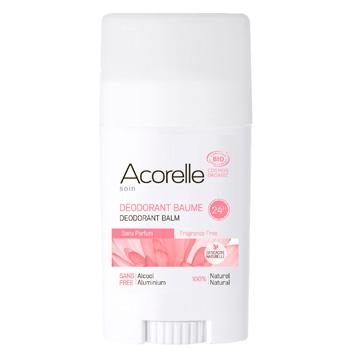 Acorelle - Fragrance Free Deodorant Balm