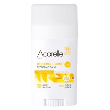 Acorelle - Ylang Ylang & Palmarosa Deodorant Balm