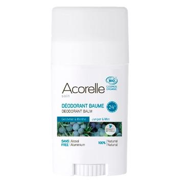 Acorelle - Juniper & Mint Deodorant Balm