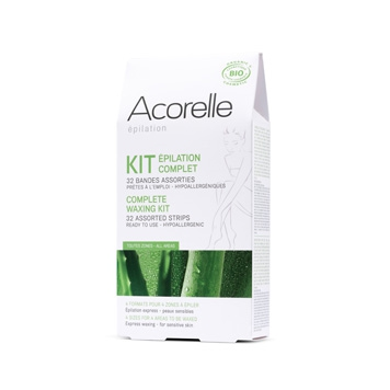 Acorelle - Complete Hair Removal Kit