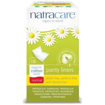 Natracare - Inlegkruisjes: Normaal