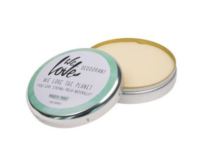 We Love The Planet - Natuurlijke Deodorant Blik: Mighty Mint