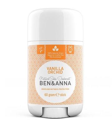 Ben & Anna - Natuurlijke Deodorant Stick: Vanilla Orchid
