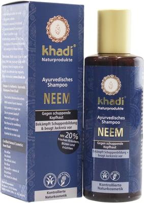 Khadi - Neem Shampoo 210 ml