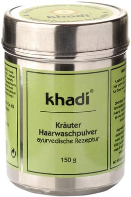 Khadi - Herbal Hairwash Powder Shampoo