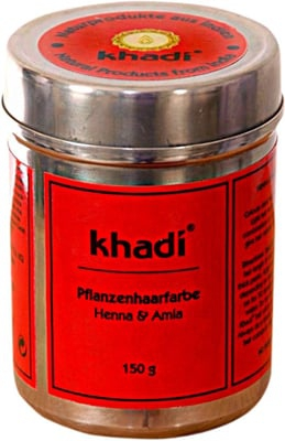 Khadi - Hair Colour: Henna & Amla