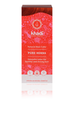 Khadi - Hair Colour: Pure Henna Red