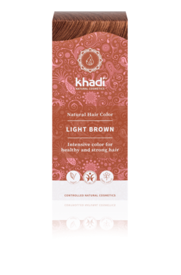 Khadi - Hair Colour: Light Brown