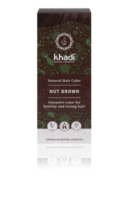 Khadi - Hair Colour: Nut Brown / Natural Hazel