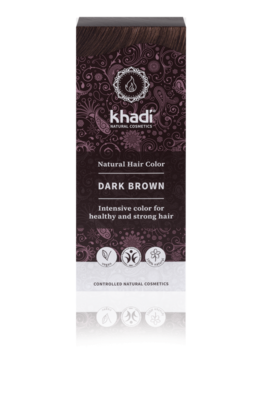Khadi - Hair Colour: Dark Brown