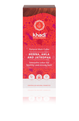 Khadi - Hair Colour: Henna Amla & Jatropha