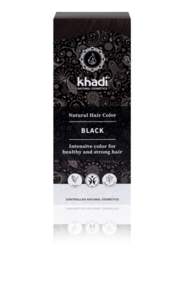 Khadi - Hair Colour: Black