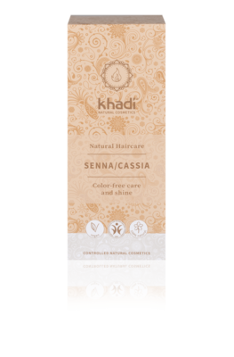 Khadi - Hair Colour: Neutral Senna